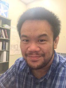 Headshot of Bryson Padasdao