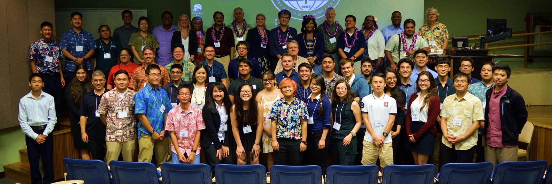 Group Photo Of HESTEMP Participants.