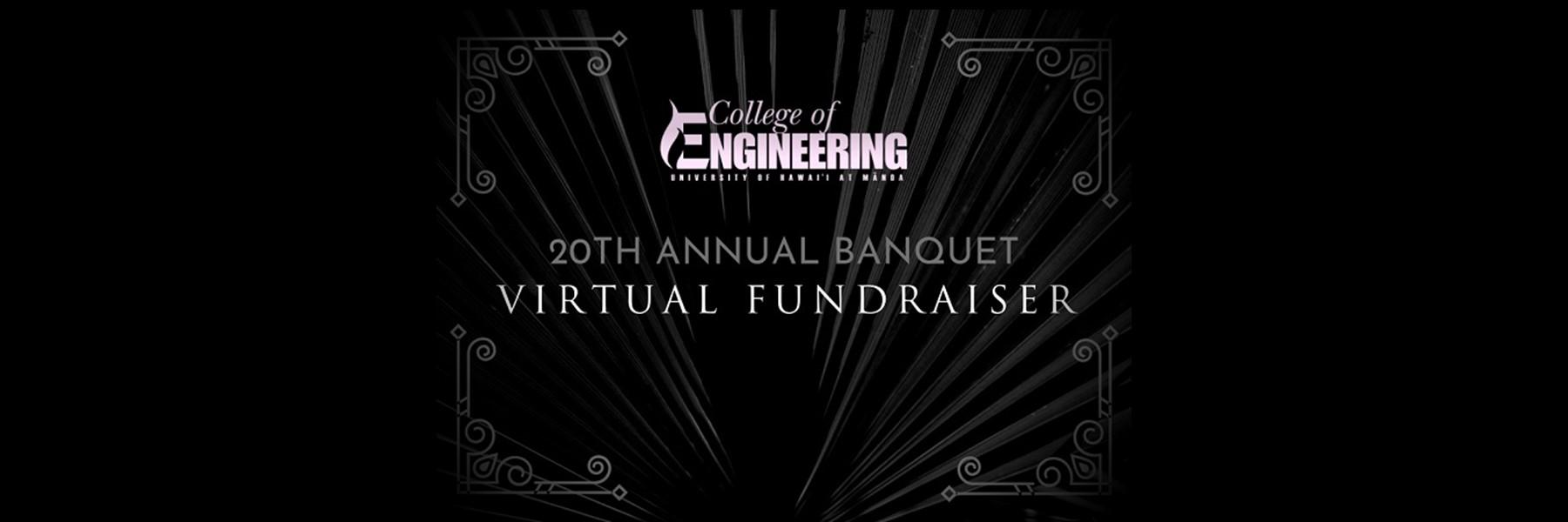 Banquet 20 Invitation Cover