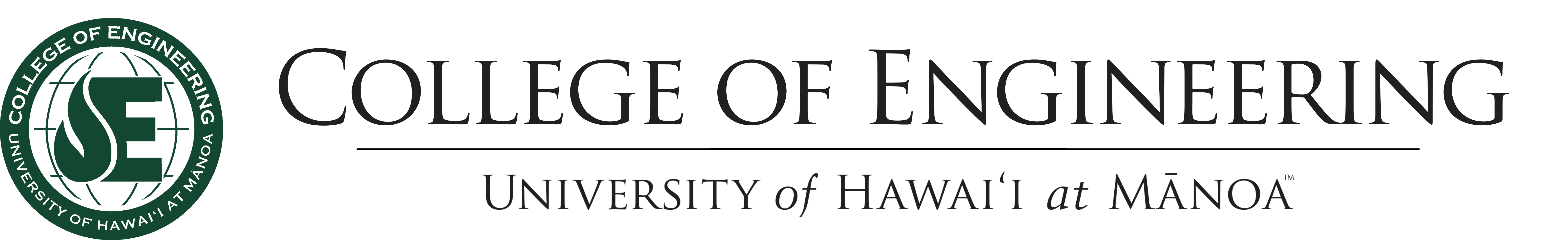 University of Hawai'i College of Engineering