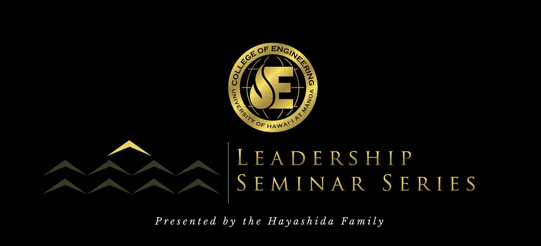 Leadership Seminar Series Logo