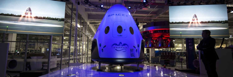 SpaceX Dragon Capsule